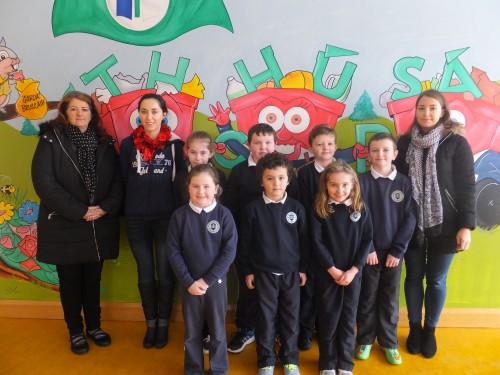 Coiste Gníomhach na scoile  (The Active School Committee)